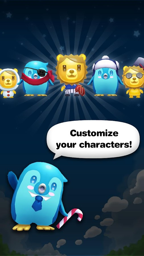 ZooZoo Bubble - screenshot