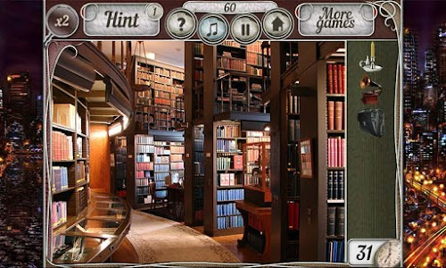 Detective Novels Hidden Object v1.0.4