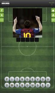 Adivina el Jugador de Espaldas - screenshot thumbnail