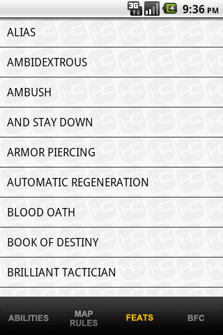 Heroclix Rules - screenshot