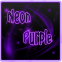 Neon Purple Go Contacts icon
