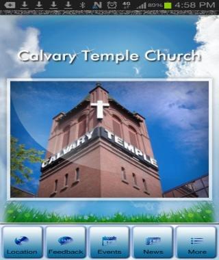 Calvary Temple Winnipeg