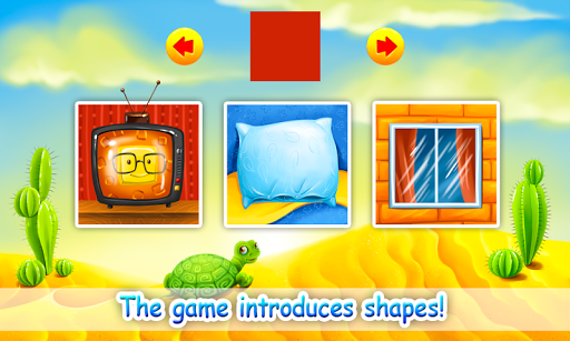 Learn Shapes for Kids, Toddlers - Educational Game  screenshots 13