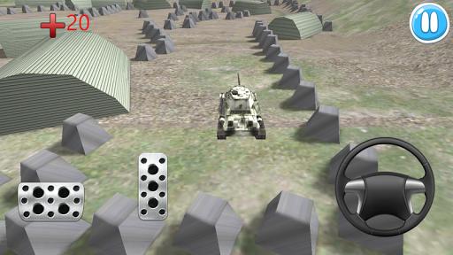 坦克停车3D