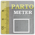 Partometer – camera measure logo
