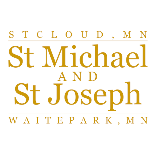 St Michael and St Joseph LOGO-APP點子