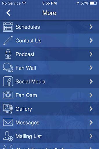 【免費運動App】Texas HS Football-APP點子