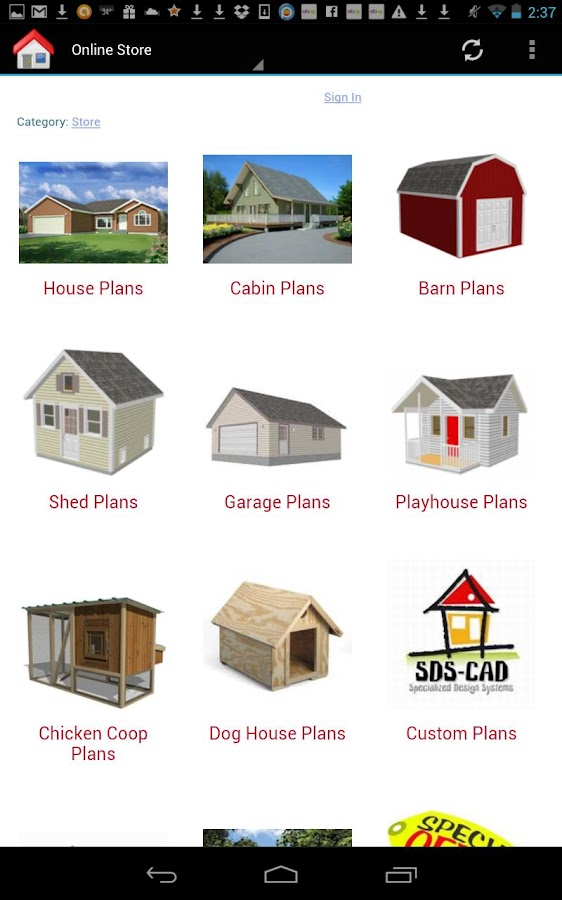 100 House Plans in PDF and CAD Android Apps on Google Play