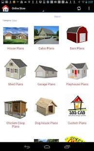 100 House Plans in PDF and CAD - screenshot thumbnail