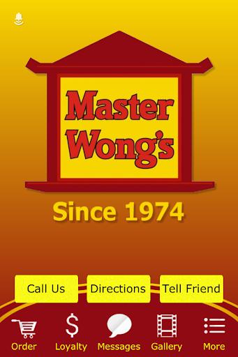 Master Wong's Chinese Food