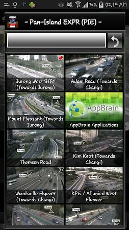 Cameras Singapore - Traffic 5.9.7 screenshot 1264660