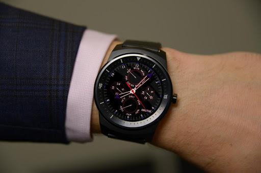 Digital - LG G Watch R Asus