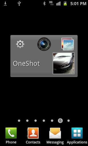OneShot Silent Camera Pro v1.09