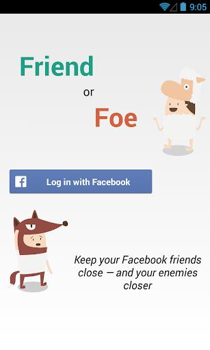 Friend Or Foe: Beta