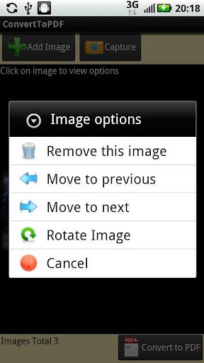 Convert To PDF Lite Version