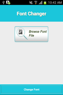 Font-oosh: Font Installer- screenshot thumbnail