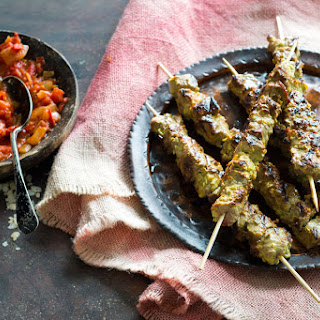 Lamb Sekuwa (grilled Marinated Lamb)