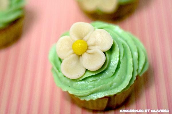 Vanilla and Pistachio Cupcakes Recipe