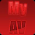 "MyAV ""Virgin Media"" Remote icon"