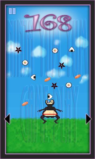 Ninja Food - Eating Games