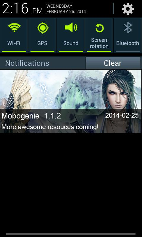 Mobogenie Market - screenshot