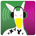 Animal sound ringtones free icon