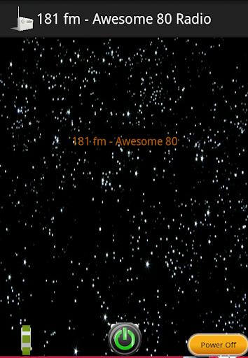 181 fm - Awesome 80 Radio