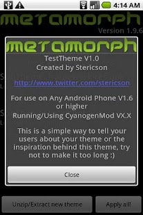 MetaMorph Pro- screenshot thumbnail