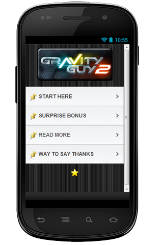 Free Coin Gravity Guys two