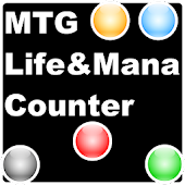 MTG Life&ManaCounter