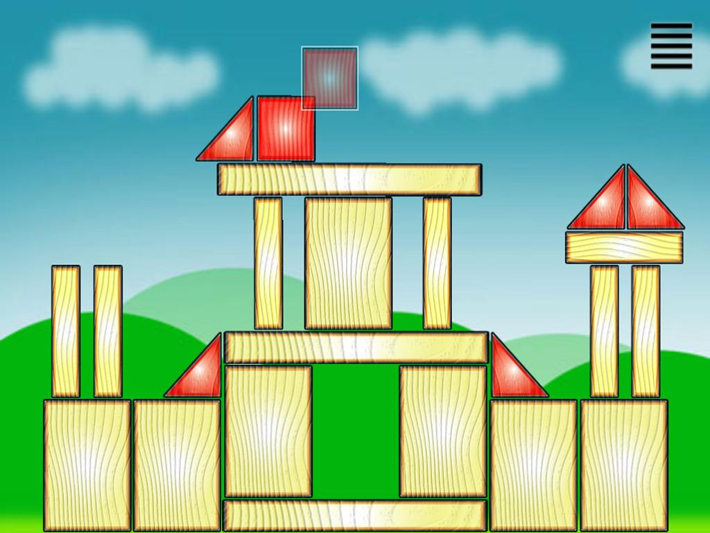 Wood Blocks (Puzzle) for Kids - screenshot