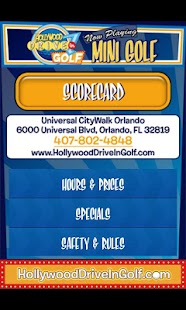 Hollywood Drive-In Golf- screenshot thumbnail