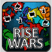 Rise Wars (Risk game)