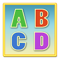 ABCD Cards for Kids icon