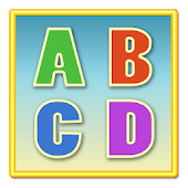 ABCD Cards for Kids