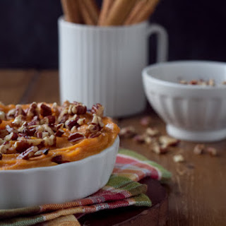 Brown Butter Sweet Potato Casserole