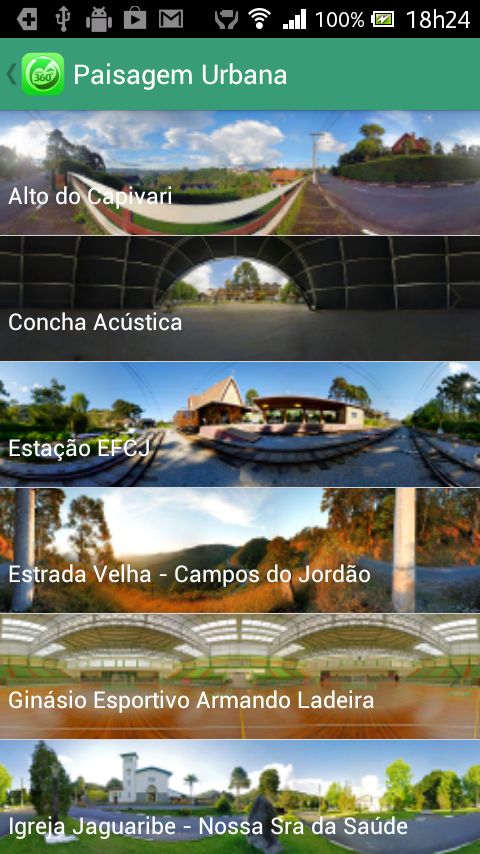 Campos do Jordão 360º- screenshot