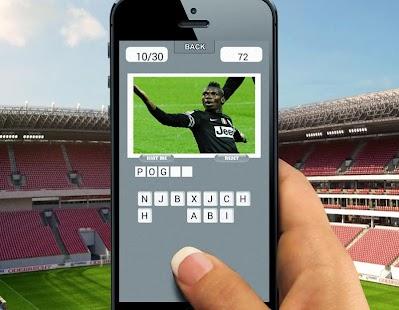足球球员小测验 解謎 App-愛順發玩APP