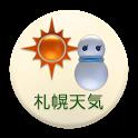 札幌天気 icon