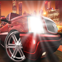 Speed Night Car Smasher Racing icon