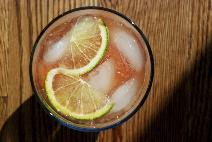 Blood Orange and Ginger Punch Recipe