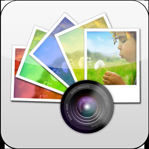 攝像機彩色效果 娛樂 App LOGO-硬是要APP