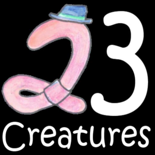 23 Creatures LOGO-APP點子