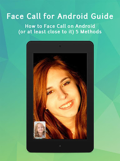 Face Call for Android Guide