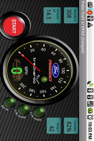 Ford Speedo Dynomaster Layout- screenshot