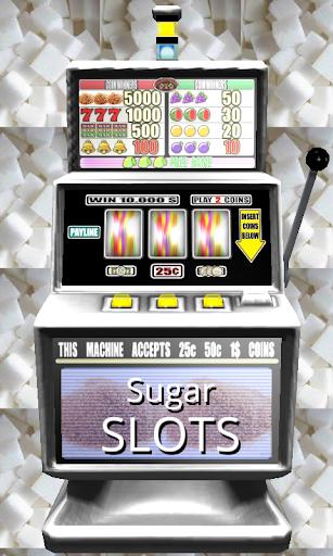 3D Sugar Slots - Free