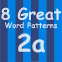 8 Great Word Patterns Level 2a icon