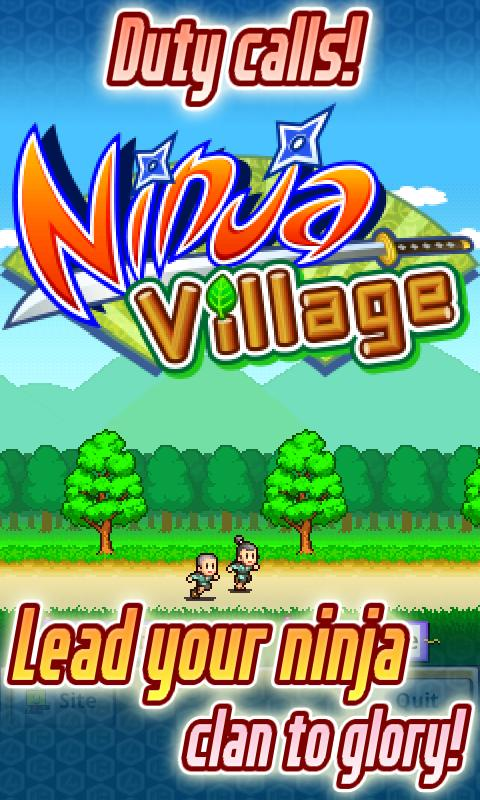 Ninja Village - screenshot