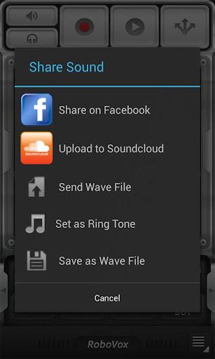 RoboVox – Voice Changer v1.6.3 Apk Full App