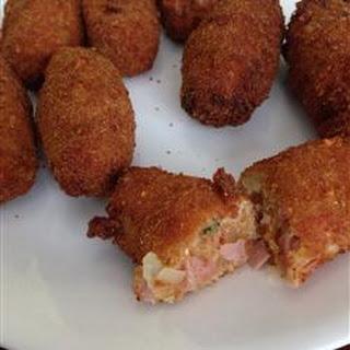 Ham Croquettes.